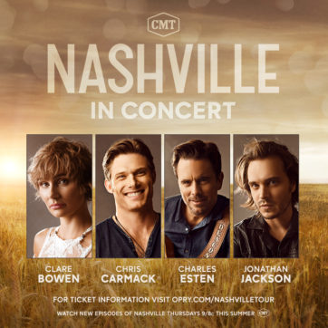 Nashville on CMT Cast Tour